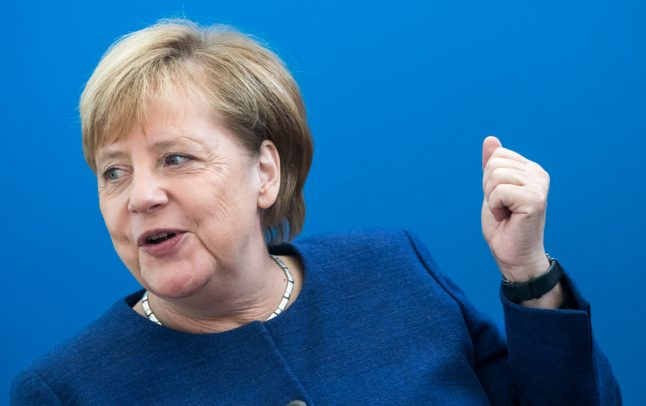 Merkel vows to 'win back trust' after Bavaria poll debacle