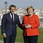 Macron hails Merkel's 'dignified' decision to step down in 2021