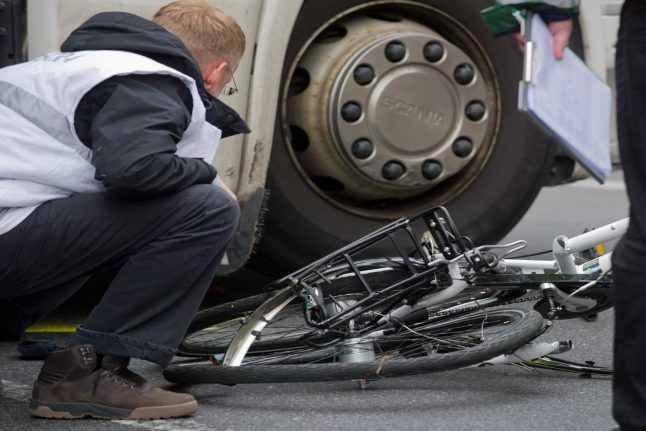 Are road accidents on the rise in Germany?