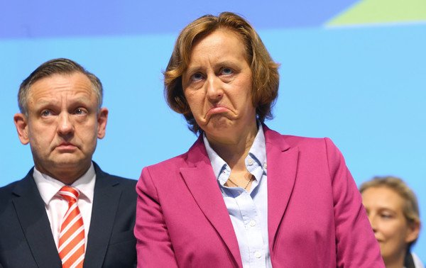 AfD sparks outcry with plan for Jewish wing