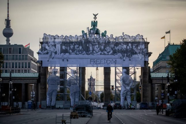 Talkin' 'bout my generation: What unity means to eastern Germans