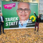The son of a Yemeni diplomat leading a Green surge in central Germany
