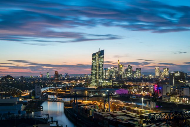 The long trading history that turned Frankfurt into a financial powerhouse