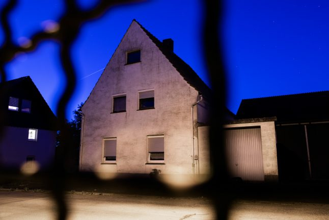 German sadistic killer couple jailed in 'House of Horrors' trial