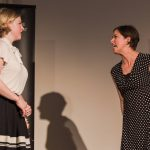 Terrified at an Aldi: The woman bringing American-style improv to Frankfurt