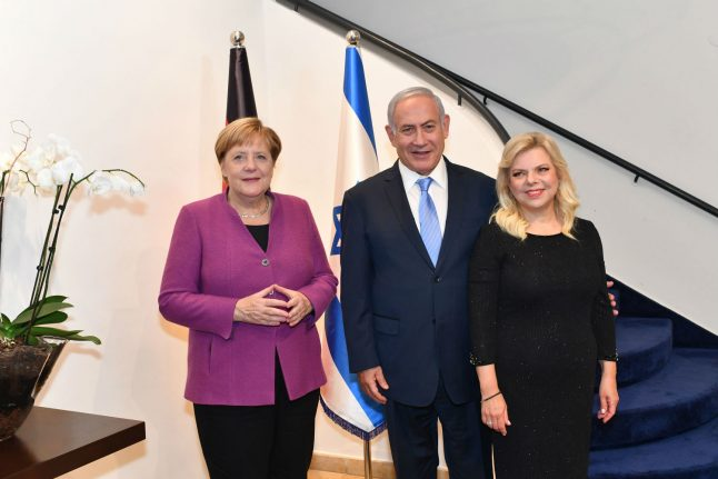 'Linked by a unique relationship': What Merkel hopes to accomplish in her Israel visit