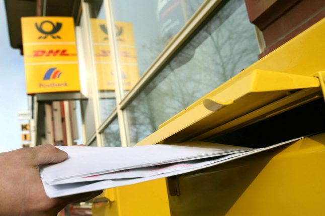 Tip of the week: Everything you need to know about sending mail in Germany