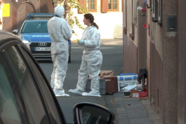 Update: Mother and son dead after shooting incident in western German town of Kirchheim