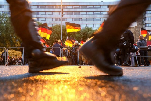 'A wake-up call': German politicians react to arrests of alleged right-wing terrorists