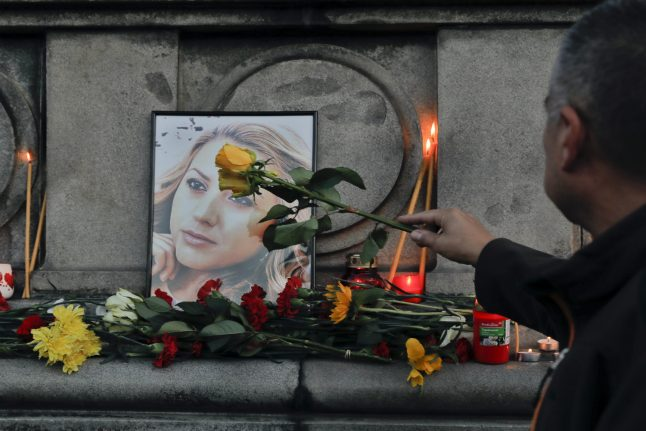 Update: Suspect arrested in Germany over killing of Bulgaria journalist