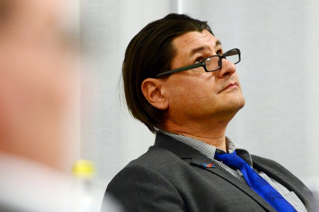 AfD politician alleged to have attacked party colleague in toilet