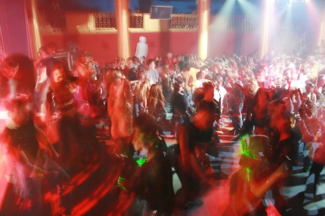 Alert after deadly bacterial infection scare in famous Berlin sex club