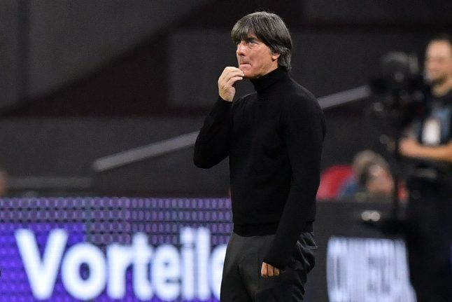 Dutch defeat piles pressure on Löw and misfiring Germany