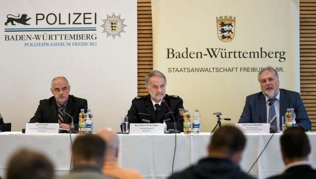 Two more suspects being sought after alleged gang rape in Freiburg