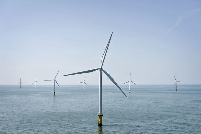 German firm criticised for keeping Danish power from energy market