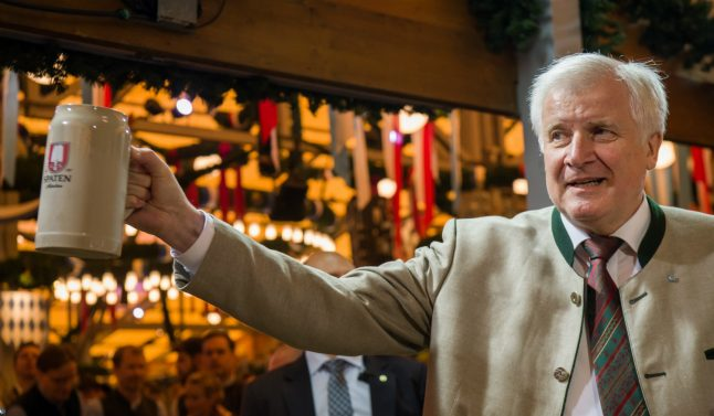 End of an era in Bavaria as Seehofer sets date to step down as CSU  leader