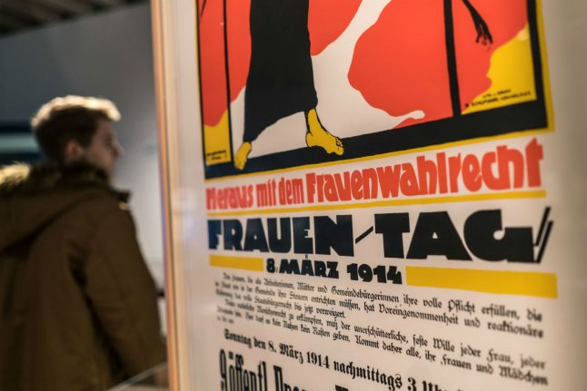 100 years of female suffrage in Germany: the unknown story