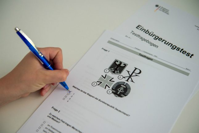 'I feel slightly more German': Reflections of a Brit after taking the German citizenship test