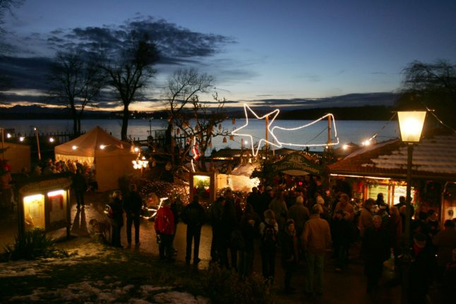 8 of the most beautiful German Christmas markets