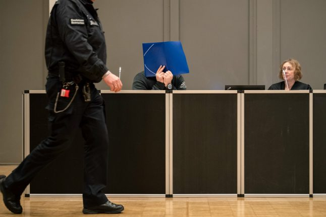 Germany's 'killer nurse' tells families of over 100 victims 'sorry'
