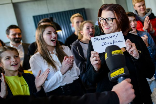 How did Germany's 10 top 'Youth Words of the Year' originate?