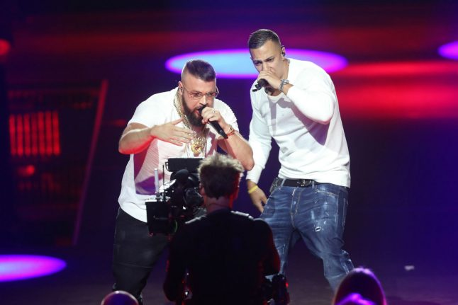 Rapper Kollegah rejects accusations of anti-Semitism