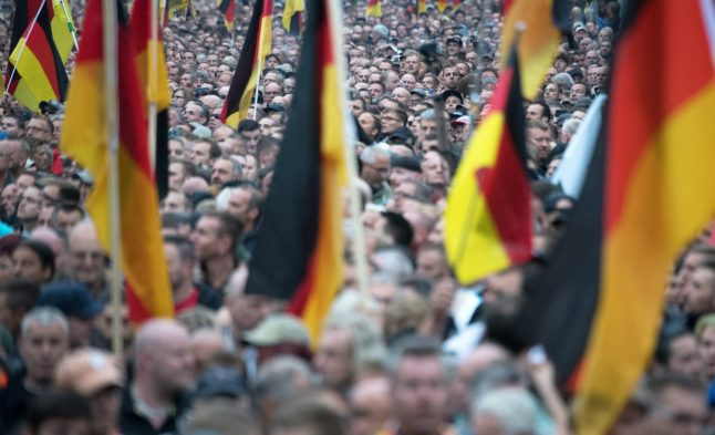 Anti-foreigner attitudes on the rise in Germany, study finds