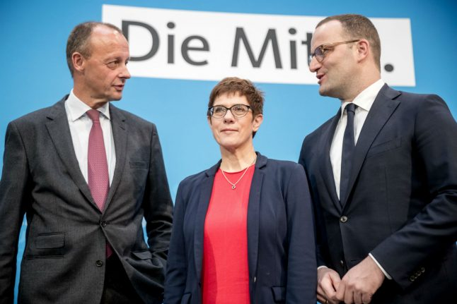 Q&A: How the race to replace Merkel is breathing life into the CDU