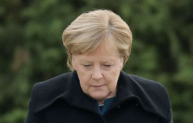 Merkel on WW1 centenary: 'This day should be a call to action'