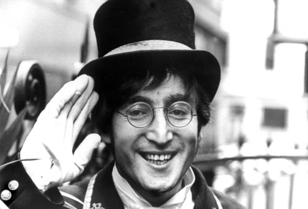 Man, 59, to stand trial in Germany for stealing John Lennon's belongings