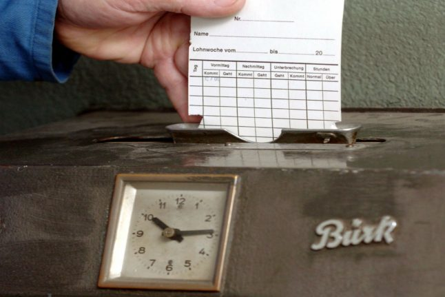 100 years later, Germany calls the 8-hour working day into question