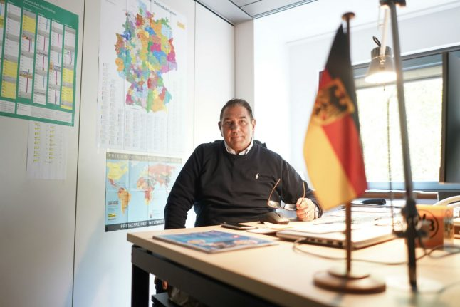 'We don't just have voters, we have fans': inside the AfD 'newsroom'