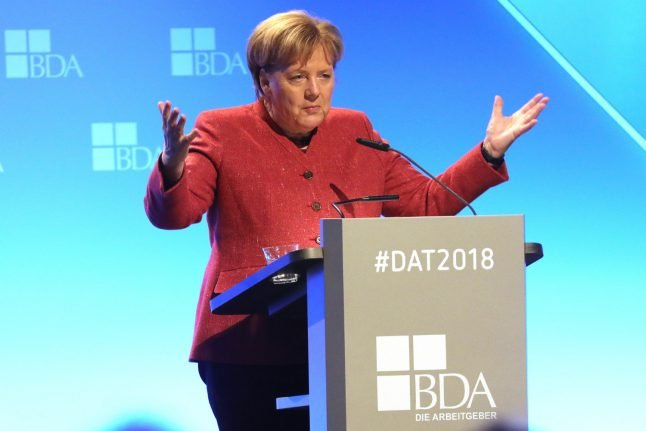 Merkel: 'A lot of discussion still needed especially in UK' on Brexit