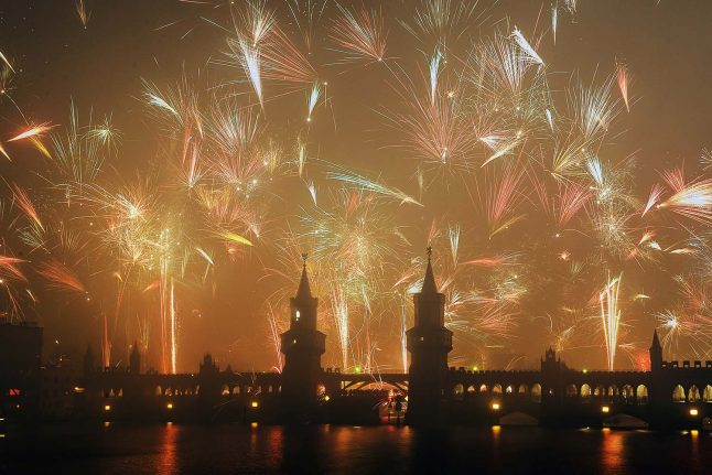 'What's happening on Berlin streets can't be tolerated': Politicians float New Year's Eve fireworks ban