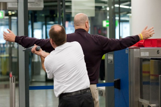 German airport security employees could soon strike over wage, training demands