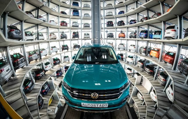Volkswagen says next generation of combustion engine cars to be its last