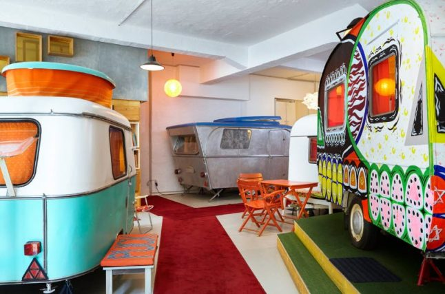 A break from the ordinary: Germany's most unusual hotels