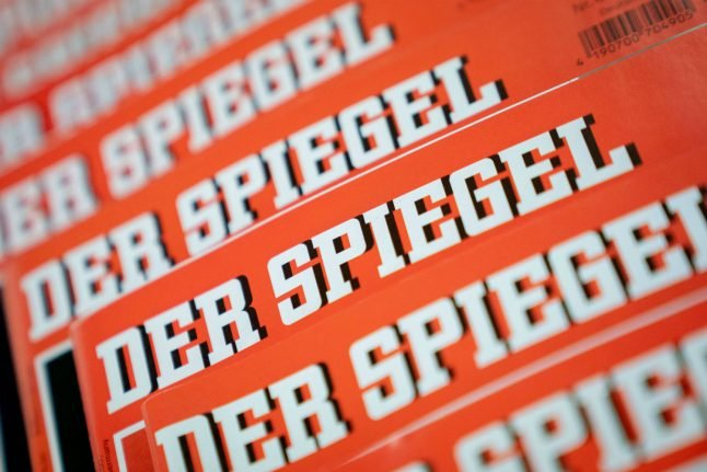 Spiegel apologizes in cover story on faked news scandal