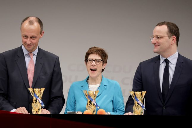 What you need to know about Merkel's possible successors