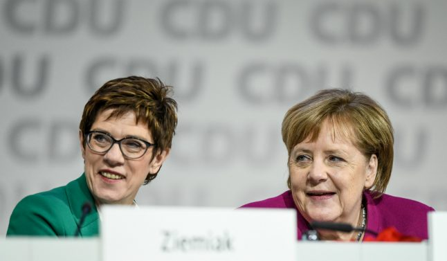 Dream team? What Merkel ally's party win means for the chancellor and the CDU