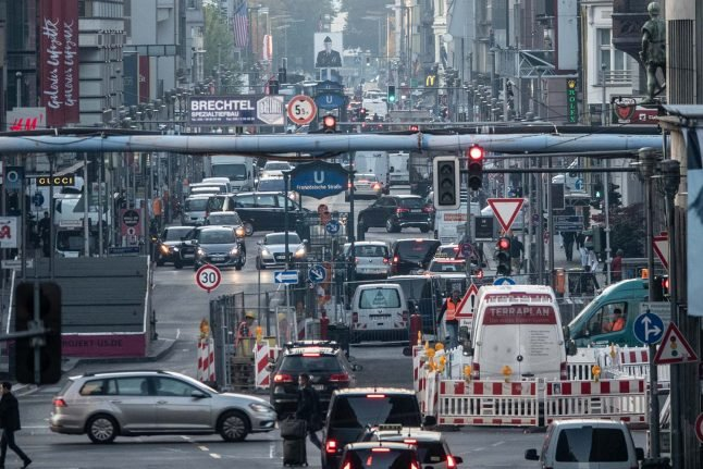 Berlin the latest German city to experiment with going car free