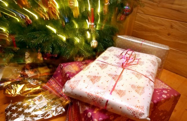 German police probe curious case of 9-year-old's unwelcome Christmas gifts