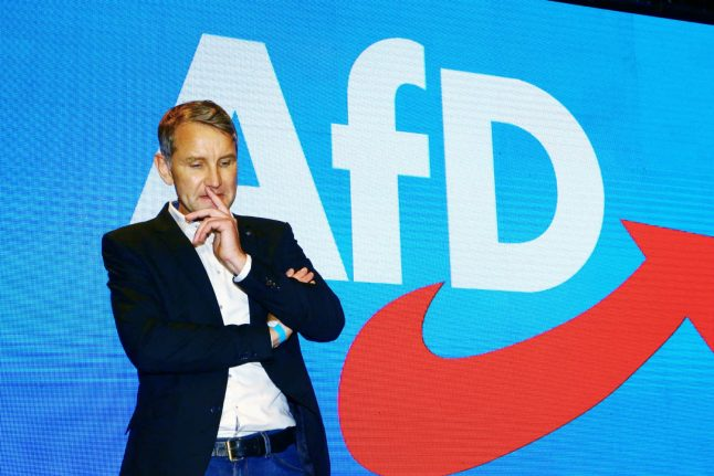 Germany's intelligence agency to step up surveillance of AfD