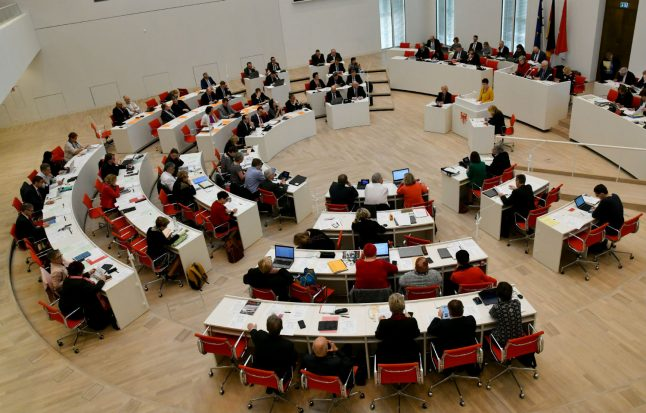 Brandenburg approves landmark law to boost number of women in parliament
