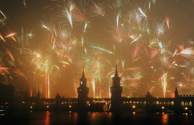Berlin to impose New Year's Eve fireworks ban in two new zones