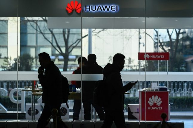 Calls for Huawei boycott get mixed response in Europe