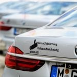German car firms to build self-driving alliance: report