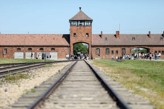 Record numbers visit Auschwitz in 2018