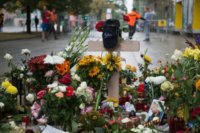 Suspect charged with killing that sparked Chemnitz far-right riots