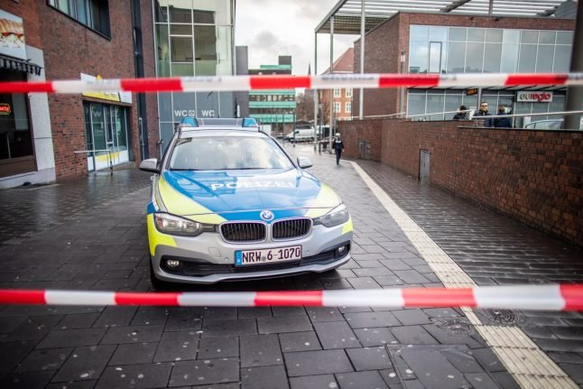 'Mentally ill' driver wanted to kill foreigners: Report